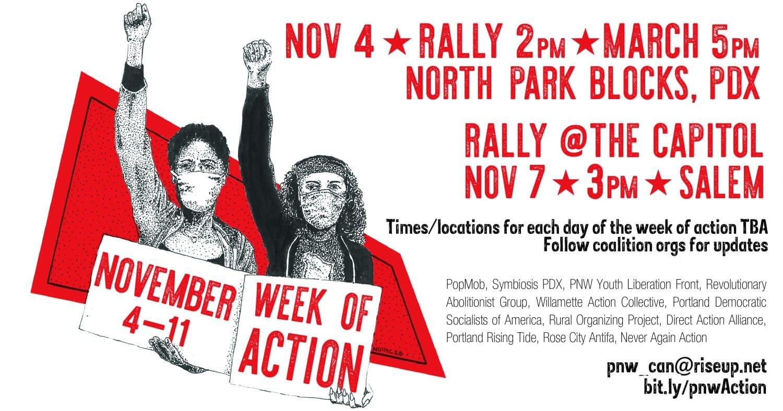 November 4-11 Week of Action