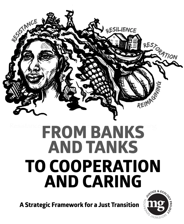 From Banks and Tanks to Cooperation and Caring