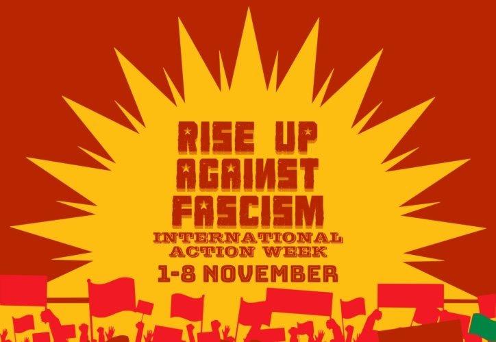 Rise Up Against Fascism