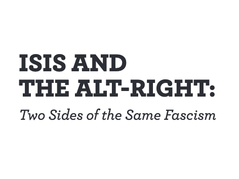 ISIS and the Alt-Right